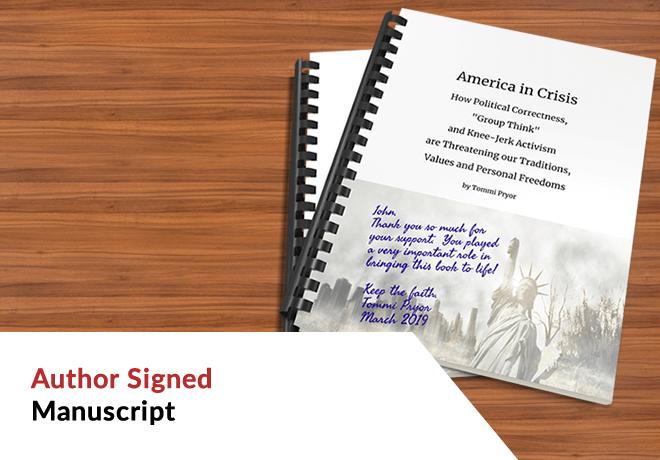 Author Signed Manuscript